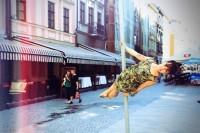 Каріна Нечипоренко, інструктор з фітнесу, танцю живота, трайбл, Львів, фото 6